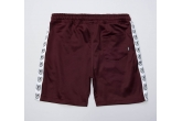 Shorts Retro Maroon
