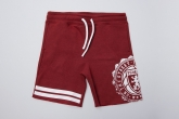 Shorts Bermudas Red