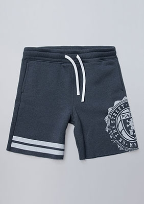 Shorts Bermudas Blue