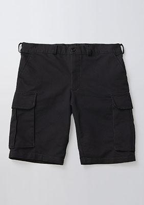 Shorts Defend Black