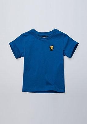 T-shirt Dziecięcy Basic Blue
