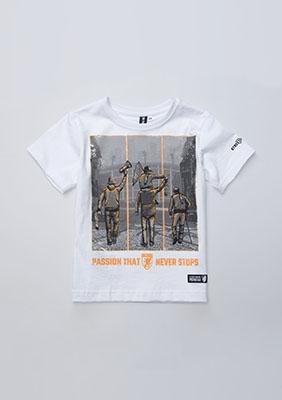 T-shirt Dziecięcy Passion
