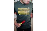 T-shirt Pyro Olive