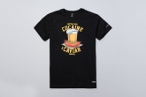 T-shirt Cocaine&Caviar Black
