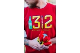 T-shirt 1312 19` Red