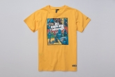T-shirt Bastards Yellow