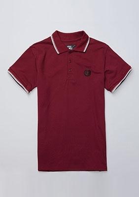 Poloshirt Laurel Maroon