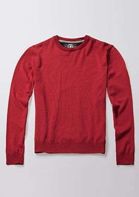 Sweter Imperial Red