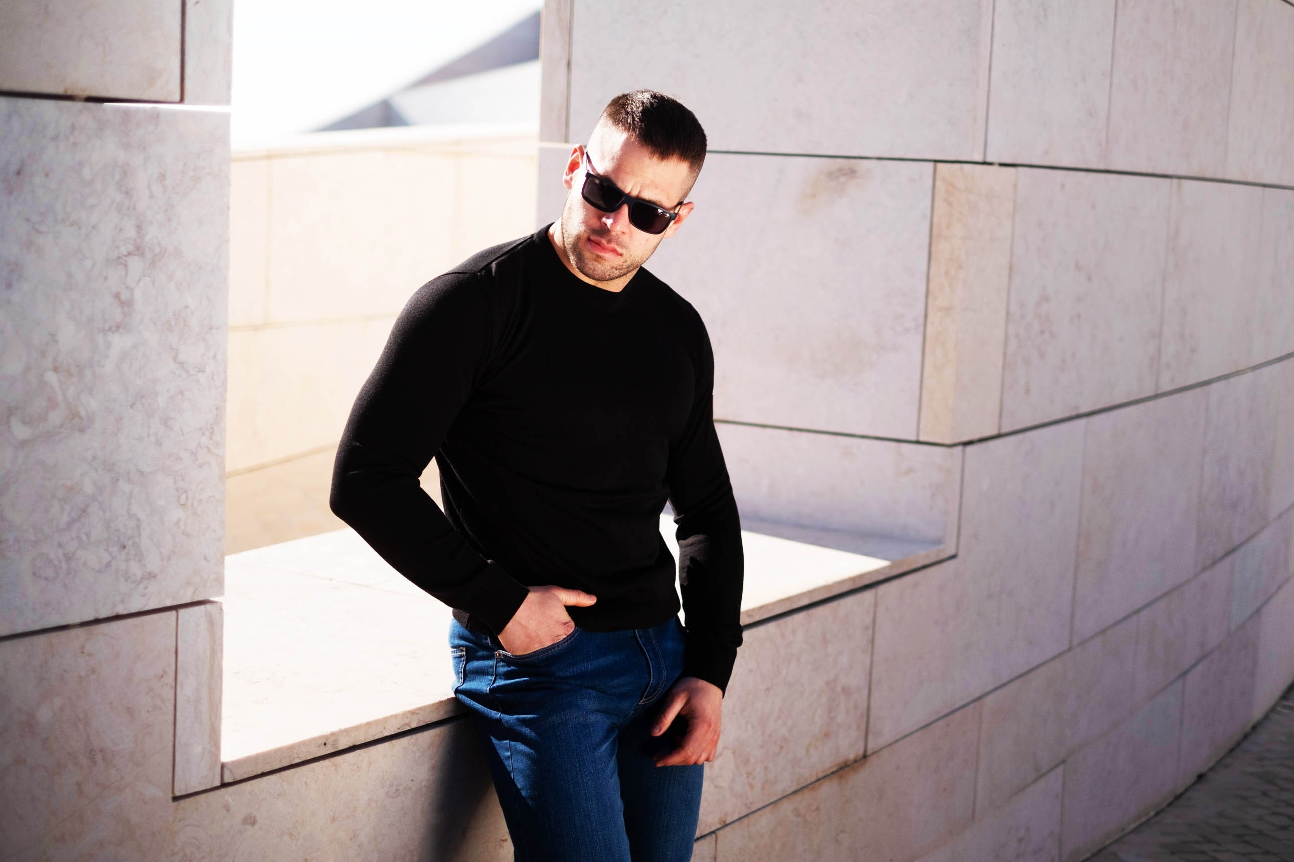 Sweter Imperial Black