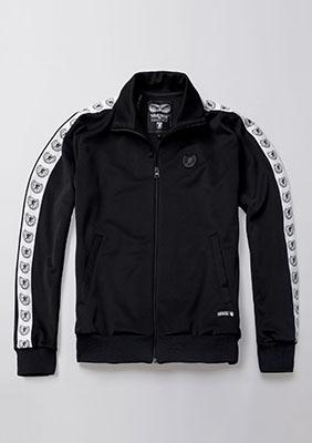 Sweatshirt Retro Supreme Black