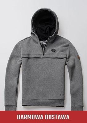 Bluza Frontliner Grey