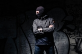 Full Face Jacke Protector Black/Navy