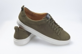 "Sneaker ""Not For Runners"" Olive"