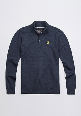 Pullover Staple Navy