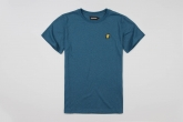 "T-shirt ""Basic"" Sea Blue"