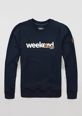 "Bluza ""Weekend"" Navy"