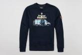 "Sweatshirt ""Travel & Support"""