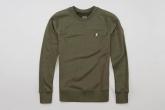 "Sweatshirt ""CSL"" Green"