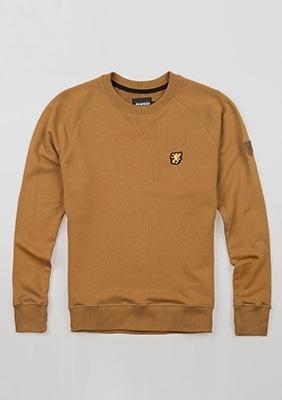 "Sweatshirt ""CSL"" Mustard"