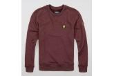 """Sweatshirt """"CSL"""" Maroon"""