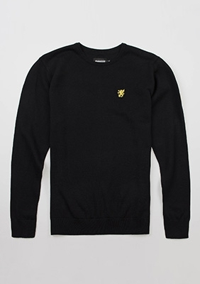 "Sweter ""Elite"" Black"