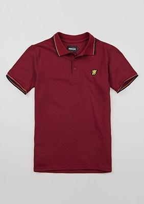 "Poloshirt ""Classic"" Maroon"