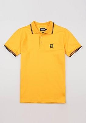 """Poloshirt """"Classic"""" Yellow"""