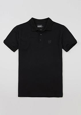 "Poloshirt ""Classic"" Monochrome"