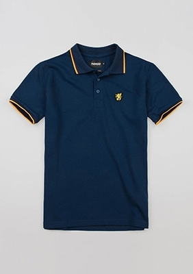 "Poloshirt ""Classic"" Navy"