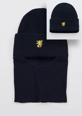 """Czapka zimowa """"Rumble"""" Navy"""