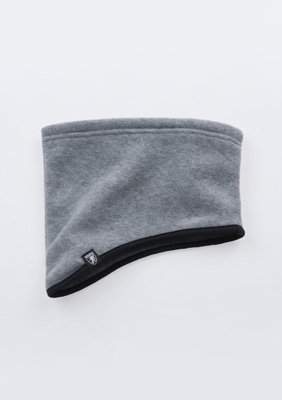 "Neck Warmer ""No Rules"" Grey"