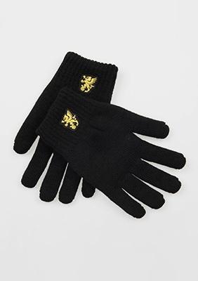 """Rękawiczki """"Snowstorm"""" Black"""