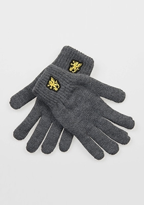 """Handschuhe """"Snowstorm"""" Grey"""