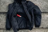 "Full Face Jacke ""Arctic"" Black"