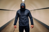 "Softshell ""Aggressive"" Navy"