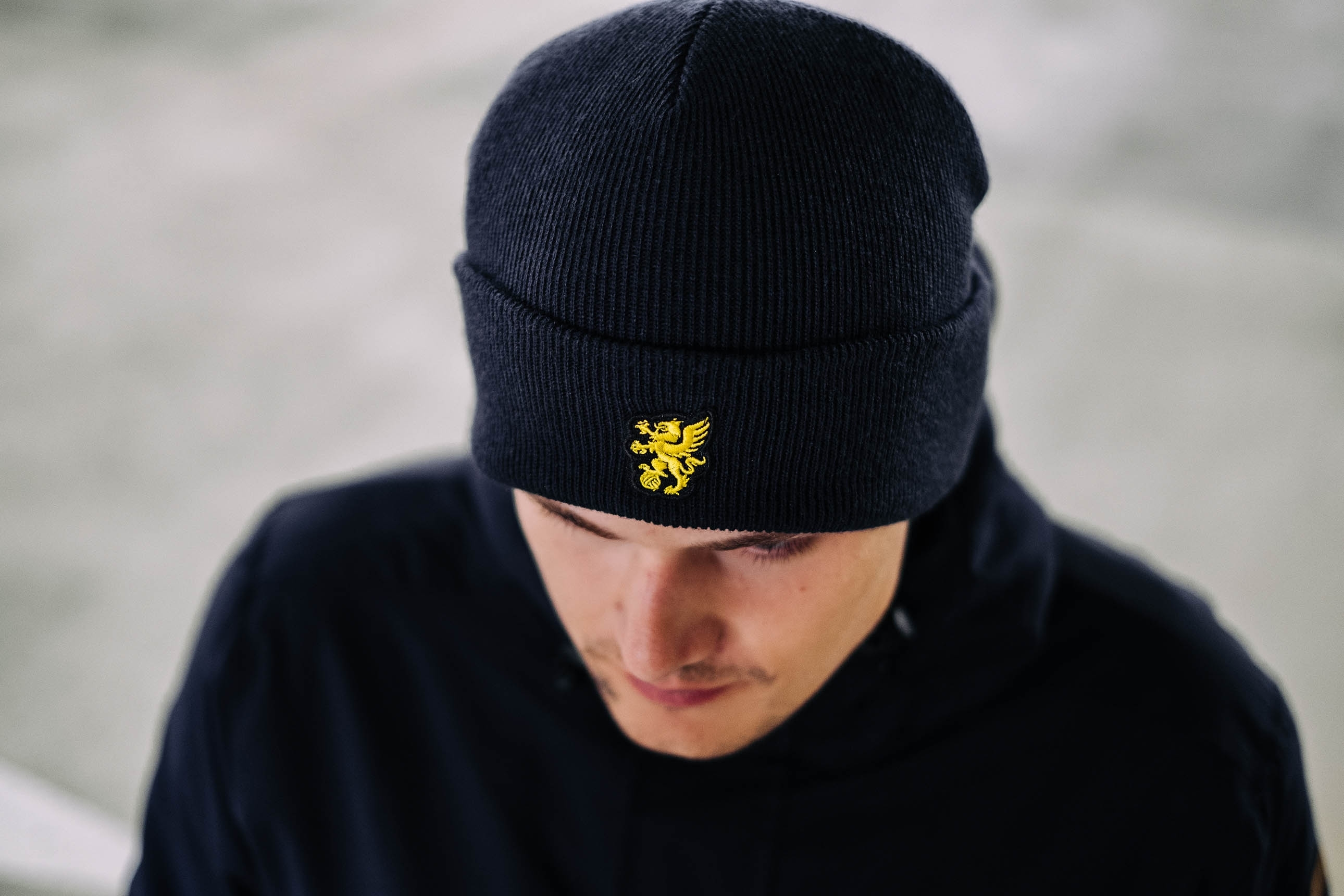 "Wintermütze ""Original"" Navy"