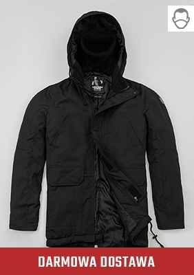 "Mask Winterjacke ""Intruder"""