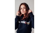 "AW19 Damska Bluza ""Weekend"" Navy XS"