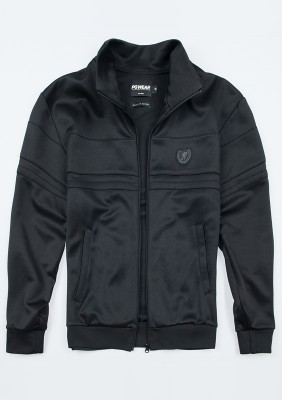 "Trainingsjacke""Vintage`20"" Black"