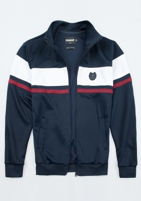 "Trainingsjacke ""Vintage`20"" Navy"