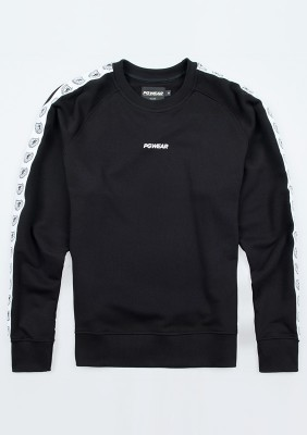 "Sweatshirt ""Classic"" Ribbon Black"