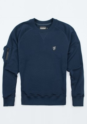 "Sweatshirt ""CSL`20"" Navy"