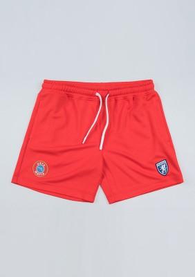 "Spodenki ""UEFA MAFIA"" Red"