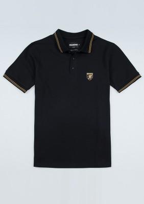 "Poloshirt ""Classic`20"" Gold"