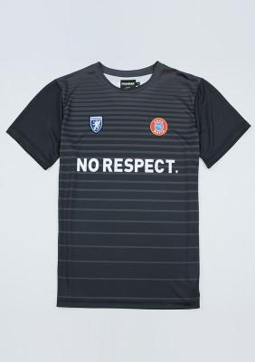 """Koszulka Piłkarska """"UEFA MAFIA"""" Black"""
