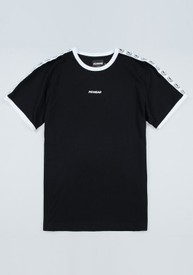 "T-shirt ""Ribbon"" Black"