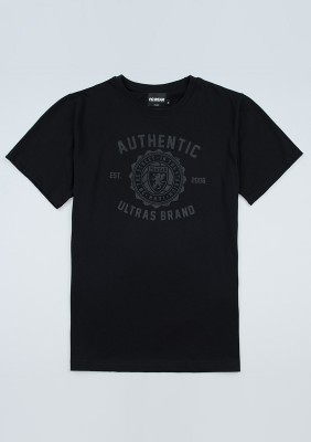 "T-shirt ""Authentic Brand"" Black"