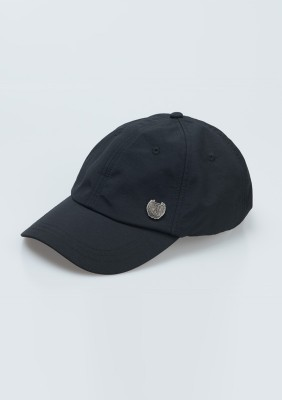 "Baseball Cap ""Steel"" Black"
