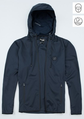 "Full Face Softshelljacke ""Hassle"" Navy"