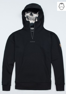 "Mask Kapuzenpullover ""Rage"" Skull"